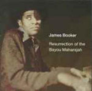 CD Resurrection of the Bayou di James Booker