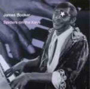 Spiders on the Keys - CD Audio di James Booker