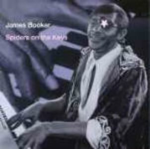 CD Spiders on the Keys di James Booker