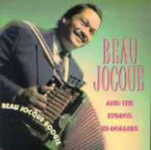 CD Beau Jocque Boogie Beau Jocque , Zydeco Hi-Rollers