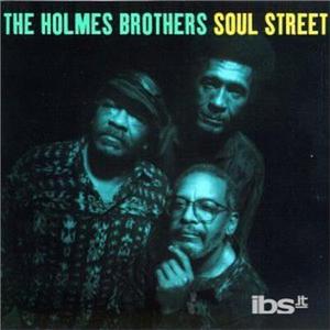 CD Soul Street di Holmes Brothers