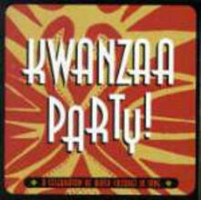 Kwanzaa Party! A Celebration of Black Cultures in Song - CD Audio