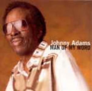CD Man of my Word di Johnny Adams