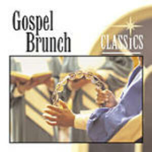 CD Gospel Brunch Classics