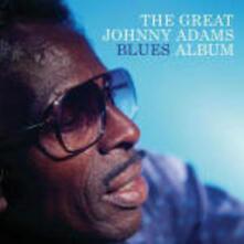 The Great Johnny Adams Blues Album - CD Audio di Johnny Adams