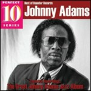 CD The Great Johnny Adams Jazz Album di Johnny Adams