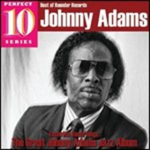 CD The Great Johnny Adams Jazz Album di Johnny Adams