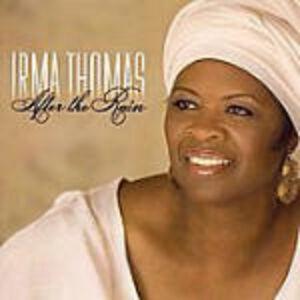 CD After the Rain di Irma Thomas