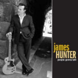 CD People Gonna Talk di James Hunter