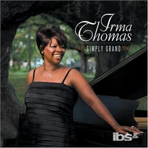 CD Simply Grand di Irma Thomas