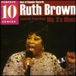 CD Ms. B's Blues di Ruth Brown