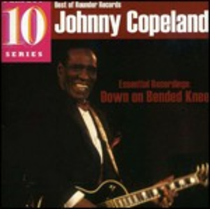 CD Down on Bended Knee di Johnny Copeland