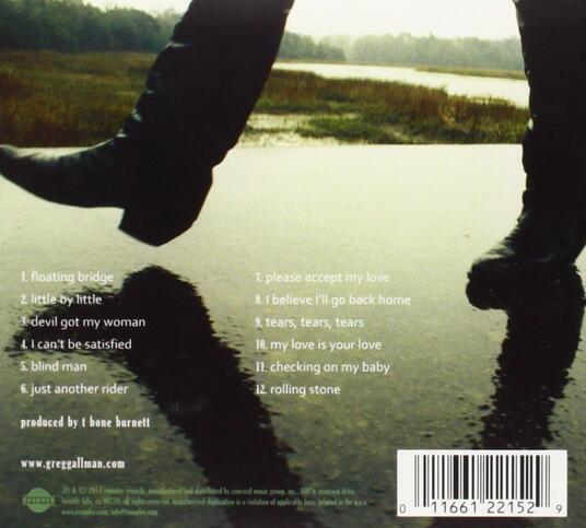 Low Country Blues - CD Audio di Gregg Allman - 2