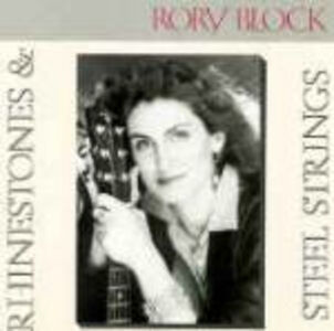 Foto Cover di Rhinestones & Steel Strings, CD di Rory Block, prodotto da Rounder