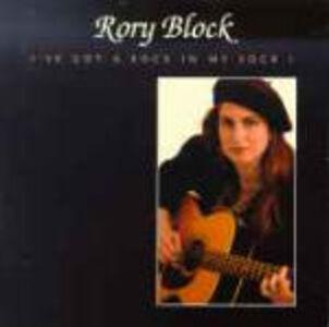 CD I've Got a Rock in my Sock di Rory Block