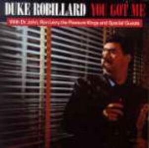 CD You Got Me di Duke Robillard