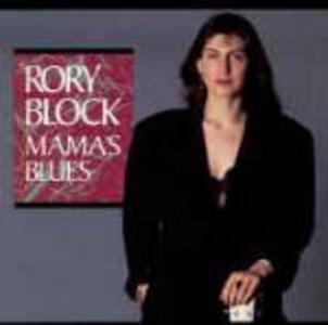 CD Mama's Blues di Rory Block