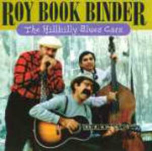 CD The Hillbilly Blues Cats di Ray Book Binder