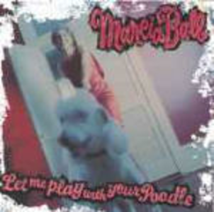 CD Let me Play your Poodle di Marcia Ball
