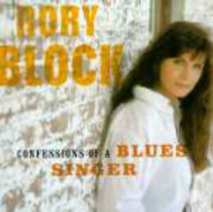 CD Confessions of a Blues Singer di Rory Block