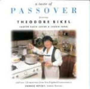 CD A Taste of Passover di Theodore Bikel