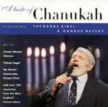 A Taste of Chankah - CD Audio