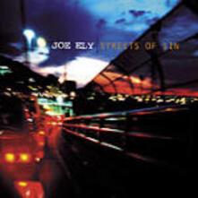 Streets of Sin - CD Audio di Joe Ely