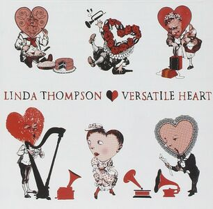 CD Versatile Heart di Linda Thompson