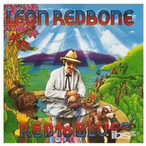 Foto Cover di Red to Blue, CD di Leon Redbone, prodotto da Rounder