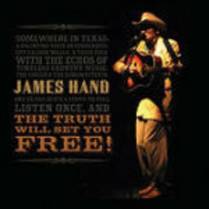 CD Truth Will Set You Free di James Hand