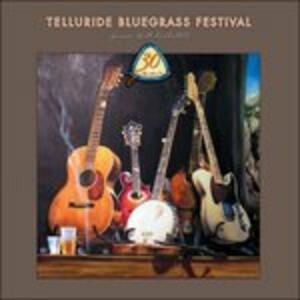 Telluride Bluegrass 30 Years - CD Audio