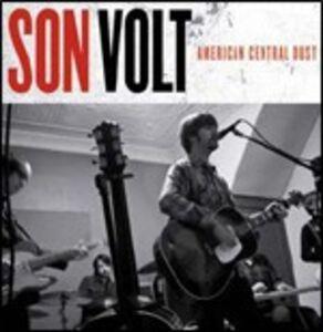 CD American Central Dust di Son Volt
