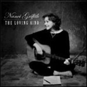 CD The Loving Kind di Nanci Griffith