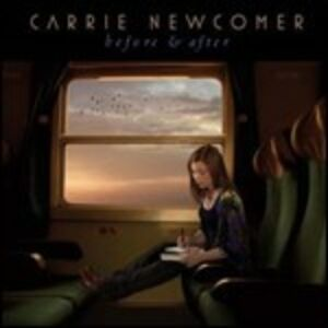 CD Before and After di Carrie Newcomer