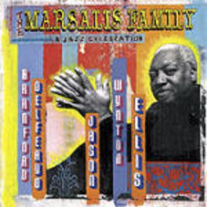 CD A Jazz Celebration Wynton Marsalis , Branford Marsalis , Ellis Marsalis
