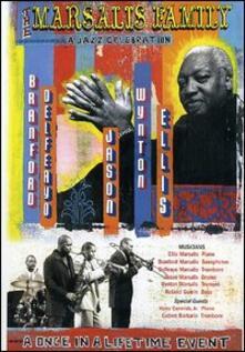 The Marsalis Family. A Jazz Celebration - DVD