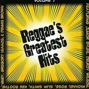 Foto Cover di Reggae's Greatest Hits 7, CD di  prodotto da Heartbeat