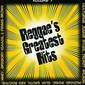 CD Reggae's Greatest Hits 7