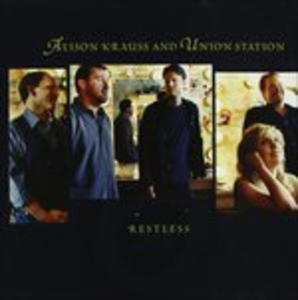 CD Restless.cluck Old Hen di Alison Krauss
