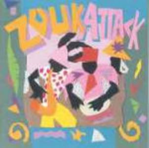 CD Zouk Attack. Carribean Music