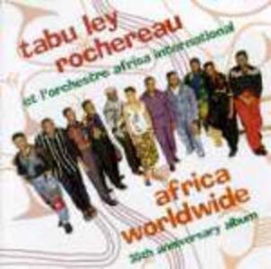 Africa Worldwide - CD Audio di Tabu Ley Rochereau