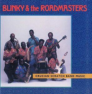 CD Crucian Scratch Band Musi di Blinky & the Roadmasters