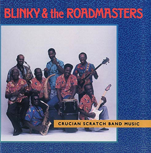 CD Crucian Scratch Band Musi di Blinky & the Roadmasters