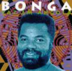 Paz em Angola - CD Audio di Bonga Kwenda