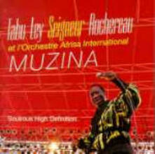 Muzina - CD Audio di Tabu Ley Rochereau