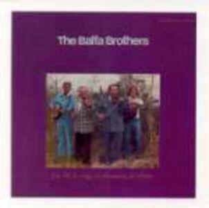 CD J'ai vu le loup, le renard et la belette di Balfa Brothers