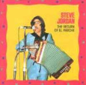 CD The Return of El Parche di Steve Jordan
