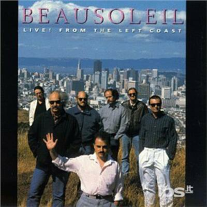 CD Live from the Leftcoast di BeauSoleil