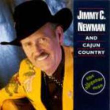 The Alligator Cajun - CD Audio di Jimmy C. Newman
