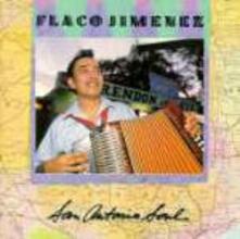 San Antonio Soul - CD Audio di Flaco Jimenez